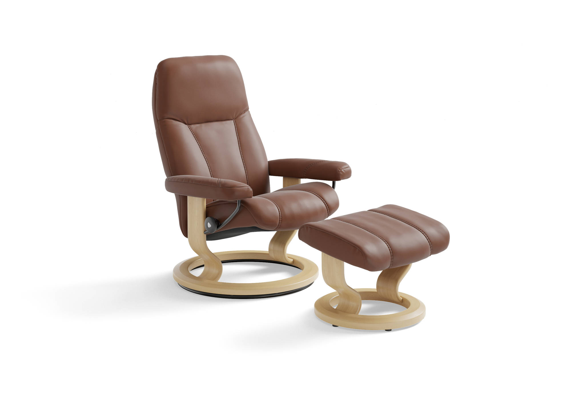 Consul Recliner-Stressless by Danish Inspirations