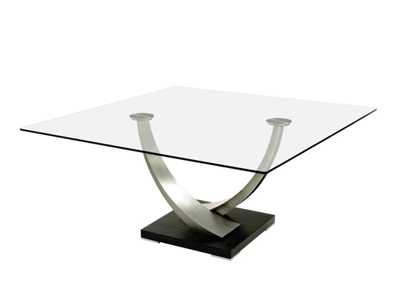 Tangent Square Dining Table by Danish Inspirations