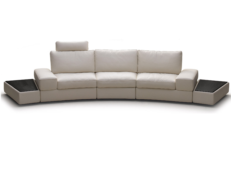 Modern Contemporary Leather Sofas, Couches Houston
