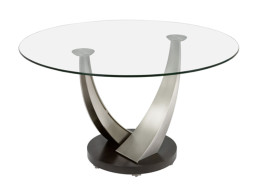 Tangent Round Dining Table in Houston, TX