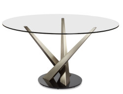 Crystal Rd. Dining Table by Danish Inspirations