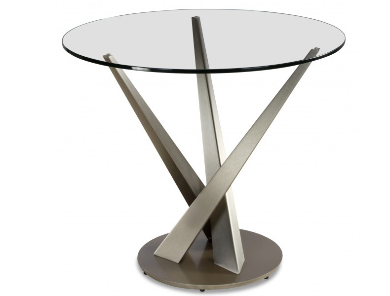 Crystal Bistro Table by Danish Inspirations